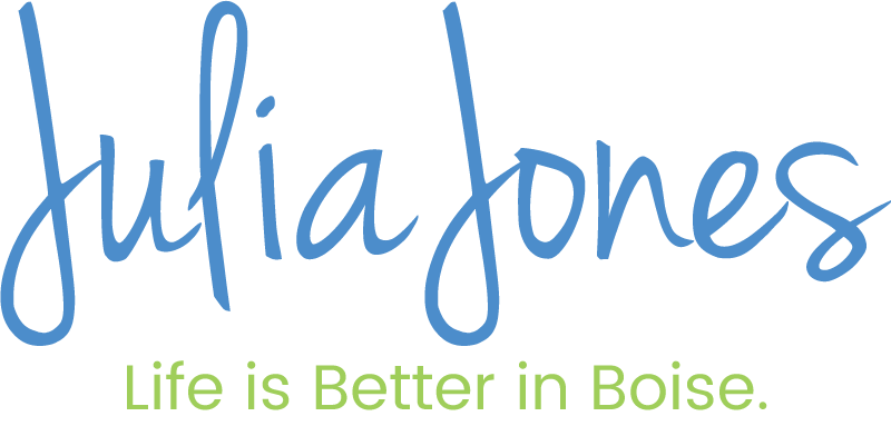 Julia Jones Real Estate – Boise Premier Real Estate Logo